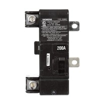 Siemens Mbk200A 200-Amp Main Circuit Breaker For Use In Ultimate Type Lo... - $85.37