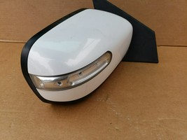07-09 Mazda CX-9 Door Wing Sideview Mirror W/ Blind Spot Passnger Right RH 8Wire image 2