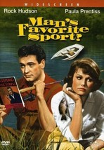 """Man""""s Favorite Sport [New DVD] Dolby, Subtitled, Widescreen - $26.80"""