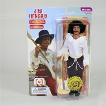 "Mego Music 8"" Action Figure Jimi Hendrix Limited Edition #37 - $35.99"