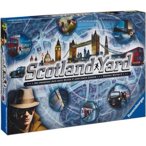 Ravensburger Scotland Yard-Family Game- 26601 Board Game NEW
