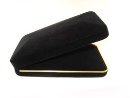 BEAUTIFULL JEWELRY GIFT BOX VELVET BLACK FOR NECKLACE,CHARMS,BRACELET..O... - $14.50