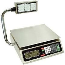 DELI FOOD MEAT COMPUTING COUNTING DIGITAL SCALE DISPLAY - $369.95
