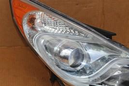 11-15 Hyundai Sonata Hybrid Projector Headlight Passenger Right RH - POLISHED image 2