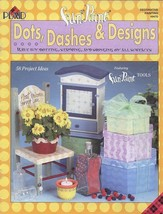 Fun to Paint Dots, Dashes & Designs Plaid Idea & Instruction Booklet 58 Projects - $3.57
