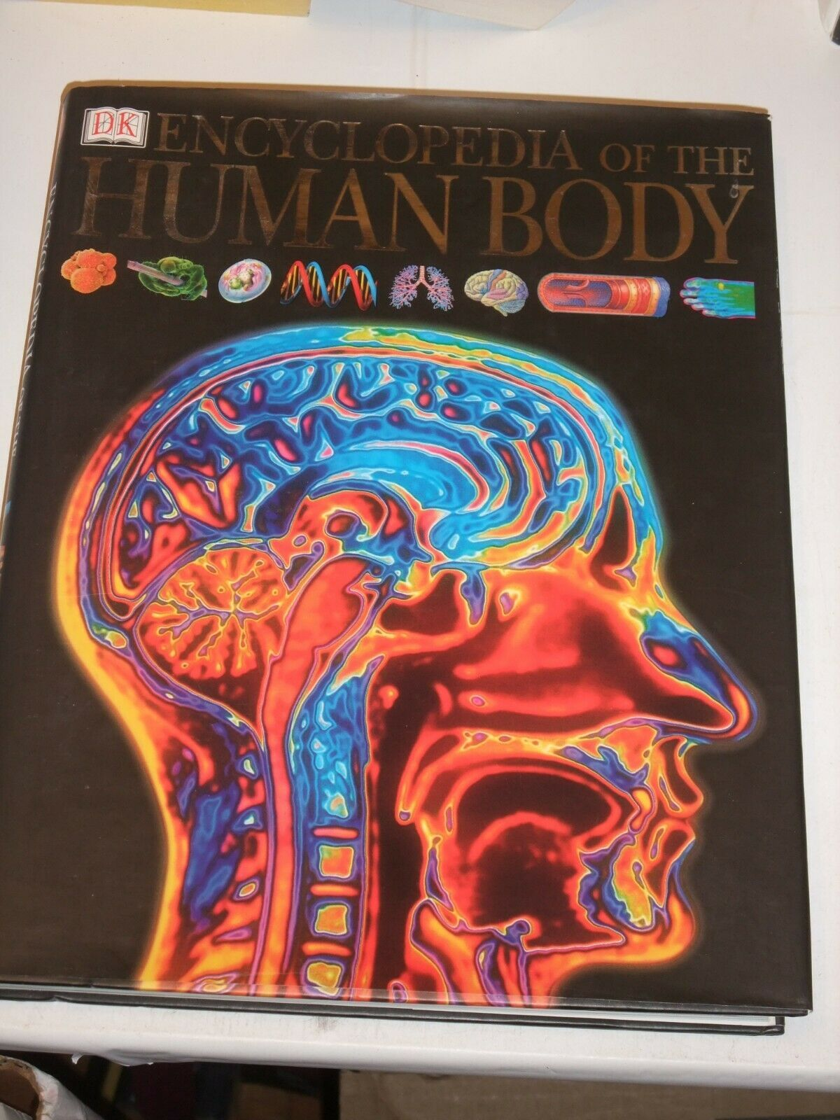Primary image for Encyclopedia of the Human Body, 2002 Hardcover, Richard Walker - DK Publishing
