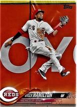 2018 Topps Baseball Card, #68, Billy Hamilton, Cincinnati Reds - $0.99