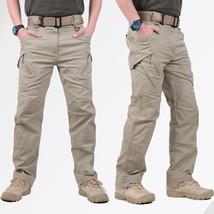 New! Man Tactical Men Pants Combat Trousers Swat Army Military Pants Men Cargo P - $45.90