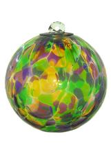 4 Inch Tuscany Art Glass Friendship Ball - $18.50
