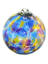 4 Inch Venice Art Glass Friendship Ball - $18.50