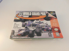 F-1 World Grand Prix Nintendo 64 - NEW ***FACTORY SEALED*** - $29.69