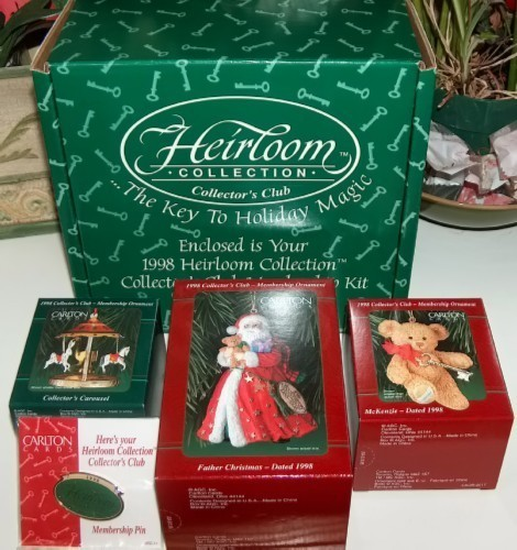 Heirloom collection carlton