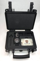 Vintage VDB 2016 Black PVD Watch 46mm Limited to 30 Box Papers image 2