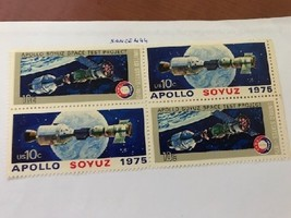 USA United States Apollo- Soyuz block mnh 1975      stamps - $3.00