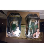 WWE action figure set of the spirit squad Kenny and Nicky dolph Ziggler - $45.00