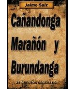 CA Andonga, Mara N y Burundanga: 21 Cuentos Sencillos (Spanish Edition) ... - $17.77