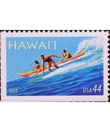 2009 44c Hawaii Statehood Scott 4415 Mint F/VF NH - €1,57 EUR