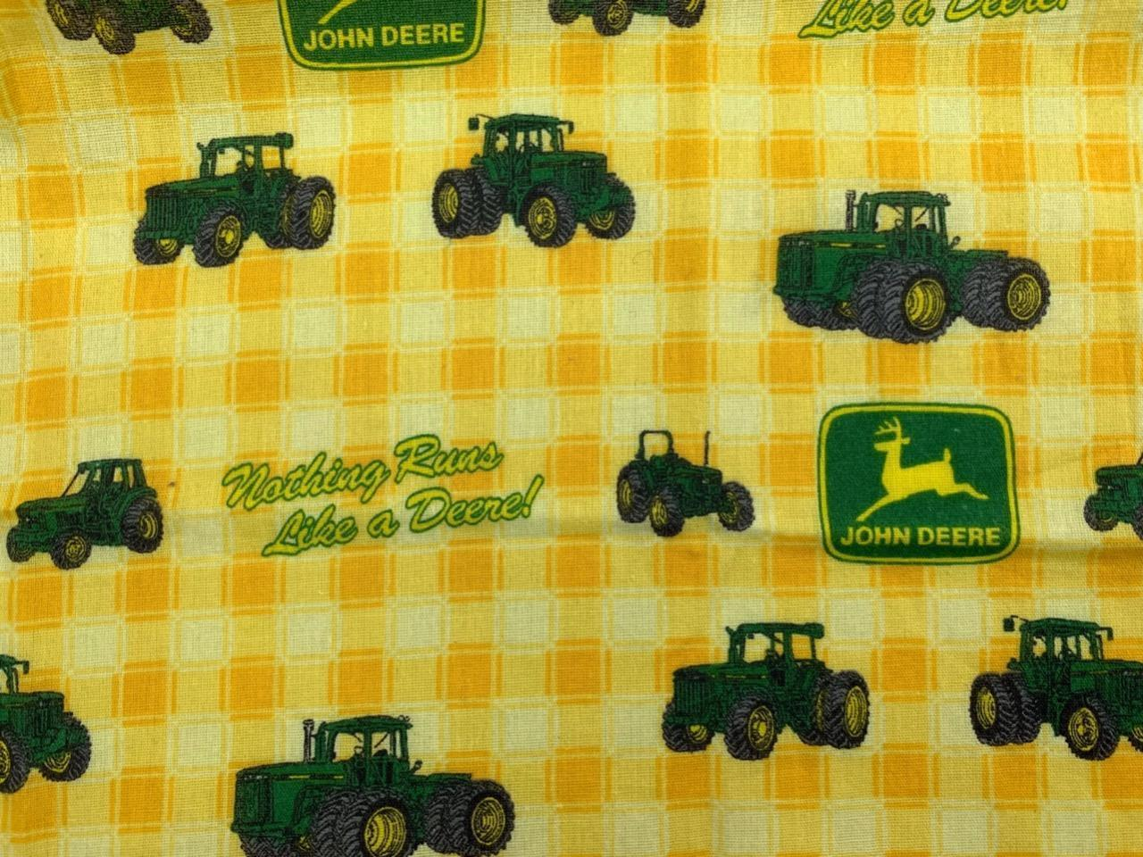 John Deere Belt with Tractor Buckle by Paul Frank Made in USA and Hat Cap Scarf