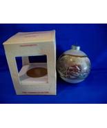 Hallmark Christmas Ornament Grandparents 1980 Glass - $9.99