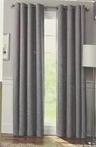 """Better Homes & Gardens Basket Weave Single Window Curtain, School Gray 50"""" x 84"""" - $23.27"""