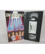 "Dream Street - Live Concert VHS 2001 They Perform ""Sugar Rush""  And More - $24.74"