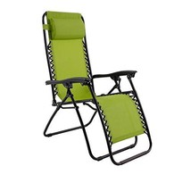 Captiva Designs Zero Gravity Chair Foldable Lounge Chair for Patio Use, ... - $61.86