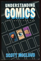 Understanding Comics The Invisible Art Trade Paperback TPB Scott McCloud... - $30.00