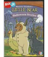 Maurice Sendak's Little Bear Halloween Stovies DVD Nick Jr. - $8.90