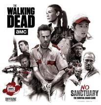 Cryptozoic Entertainment - The Walking Dead: No Sanctuary Base Game W/ S... - $22.99