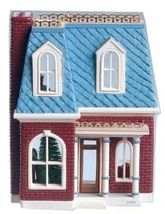 7 Hallmark Nostalgic Houses and Shops includes TOWN HALL MAYORS HOUSE NIB image 6