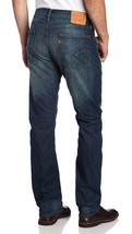 Levi's Strauss 513 Men's Original Straight Leg Denim Jeans 08513-0200 image 1