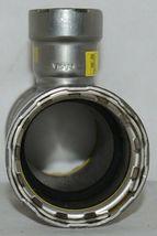 Viega MegaPress G 25366 Reducing Tee With HNBR Carbon Steel image 4