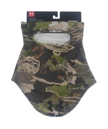 UNDER ARMOUR Scent Control Hunting Face Mask sz OFSA One Size Fits All Camo - $29.90