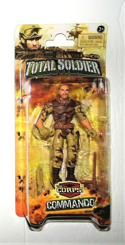 Total Soldier The Corps! Commando 2013 Lanard Connor Bradic NIB - $8.59