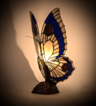 "15""H Butterfly Accent Lamp 48016 - $189.00"