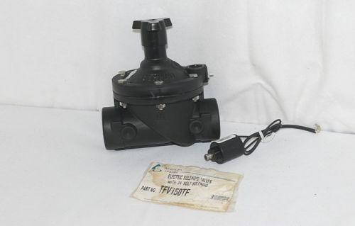 American Grandby TFV150TF Irrigation Electric Solenoid 24 Volt