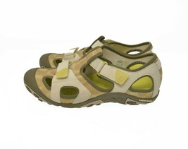 MERRELL Women's Sz 9.5 EU 40.5 Sports Hook Strap Water Ready Hiking Trai... - $39.99