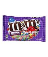 M&M's Dark Chocolate Candies Family Size 19.2 oz - $18.00