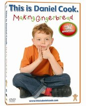 This Is Daniel Cook: Making Gingerbread [DVD] - $9.65