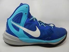 Nike Prime Hype Df 12 M (D) Eu 46 Hombre Zapatillas Baloncesto Azul 683705-400
