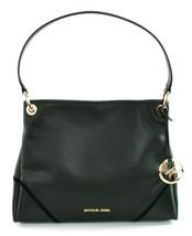 Michael Kors Nicole Shoulder Bag Medium Black Handbag RRP £320 - $294.75