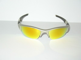 Oakley Flak Jacket Plasma Frame w/Fire Iridium XLJ polarized lenses Sunglasses  - $245.00