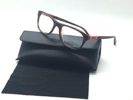 NEW Eyeglasses Guess Havana Orange Plastic GU 1866 052 53-18-145MM CASE&CLOTH - $28.92