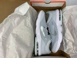 NIB SIZE 15 MEN Nike Air Max Advantage Running Shoes Platinum White Trainer NEW  image 9