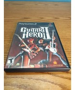 Guitar Hero 2 Sony PlayStation 2 Complete Tested  - $7.87
