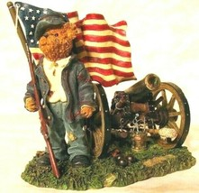 """Boyds Bearstone """"Mason.. Pride of The North"""" #228422SM- BBC EXCLUSIVE -N... - $74.99"""