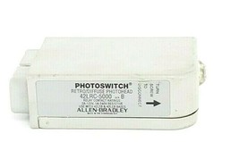 ALLEN-BRADLEY 42LRC-5000 SER. B PHOTOSWITCH RETRO/DIFFUSE PHOTOHEAD 42LRC5000