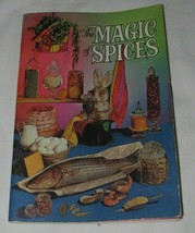 """The Magic of Spices"" 1964 American Spice Trade Association Vintage Cook... - $13.99"