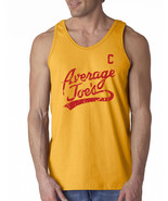 079 Average Joes Tank Top costume dodgeball funny uniform movie vintage new - $16.00