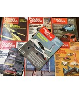 VTG Lot of 7 Popular Science Magazine 1978 - 1983 - $29.70